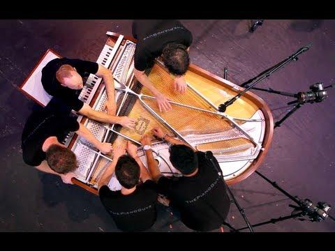 One Direction What Makes You Beautiful 5 Piano Guys 1 piano The Piano Guys