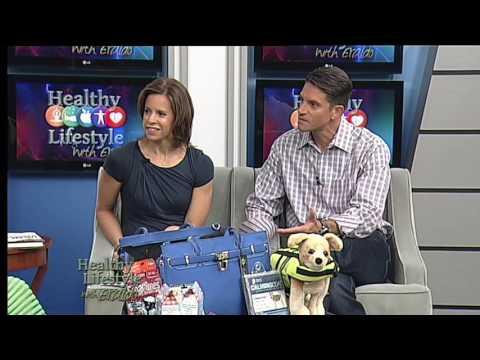 Healthy Lifestyle with Eraldo Jenna Wolfe and Dana Humphrey The Pet Lady on TV