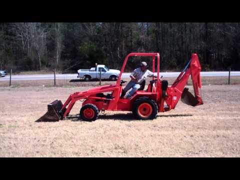 2005 ALLMAND BROS TLB325 For Sale