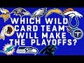 Download Video Download Which Wild Card Contender Will Make the Playoffs? | GMFB | NFL Network 3GP MP4 FLV
