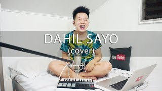 Inigo Pascual - Dahil Sa'yo (cover) Karl Zarate