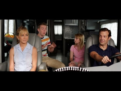 Xxx Mp4 We Re The Millers Official Trailer HD 3gp Sex
