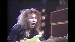 Alcatrazz Live at NAKANO SUNPLAZA in TOKYO, JAPAN 1984