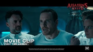 Assassin's Creed - ['First Time Animus' Movie Clip in HD (1080p)]
