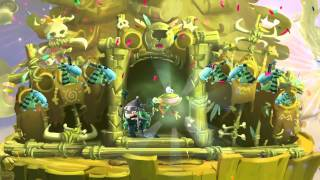 Classic Game Room - RAYMAN LEGENDS review