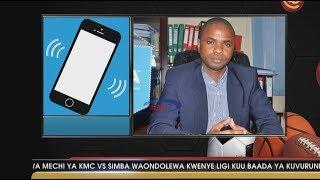 EXCLUSIVE...!  TFF yatoa ufafanuzi adhabu ya mwamuzi mechi ya KMC vs Simba