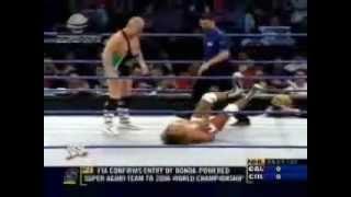 WWE Smackdown 1-27-2006 - Finlay VS Funaki