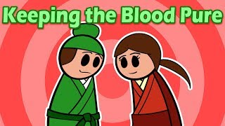 How Japanese Royals Kept Their Blood Pure | History Of Japan 29