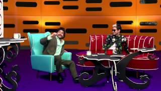 Poderoso Castiga Entrevista Yudi, Previsão do tempo Maravilhoso Castiga - Pânico na Band 08/12/2013