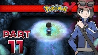 Pokemon Y : Part 11 - Reflection Cave