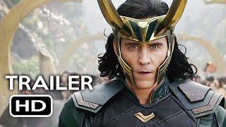 Thor: Ragnarok Official International Trailer #1 (2017) Chris Hemsworth Marvel Superhero Movie HD
