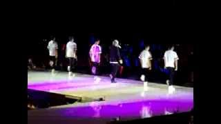 CHAD FUTURE @ KCON 2013 + M! Countdown What's Up LA PT5