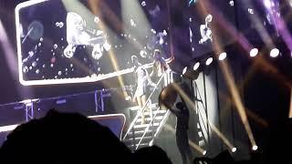 Soy luna concert à Paris Valentina Zenere