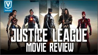 Justice League Movie Review!