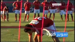 ضربات جزاء الاهلي و القطن الكاميروني 7-6 دوري ابطال افريقيا