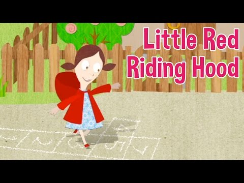 Little Red Riding Hood Animated Fairy Tales for Children