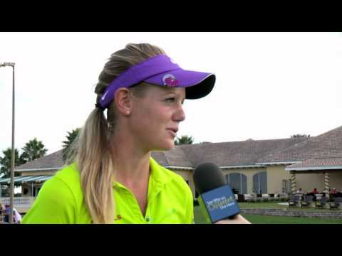 Xxx Mp4 Amy Anderson S Third Round Interview At Stage III Of The LPGA Final Qualifying Tournament 3gp Sex