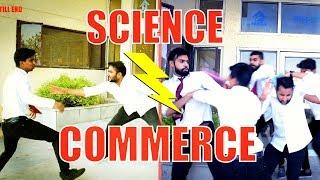 Science Vs Commerce | Funny | | Hrzero8 |