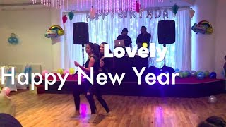 Lovely // Happy New Year - Dance Performance!