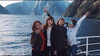 10 days self drive trip in New Zealand South Island
