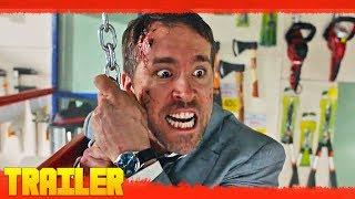 The Hitman's Bodyguard (2017) Nuevo Tráiler Oficial #2 Subtitulado