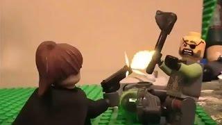Kick-Ass - Hit-Girl Trailer in Lego (2010)