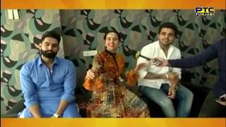 Sunanda Sharma | Parmish Verma | Ninja | Candid Interview | PTC Entertainment Show | PTC Punjabi