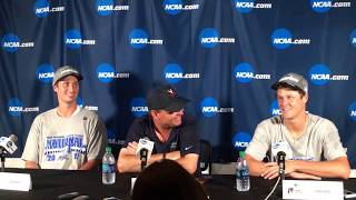 Virginia Post-Match Press Conference - 2017 NCAA Championship