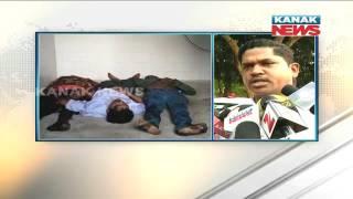 Ramesh Majhi On Angul Bus Accident
