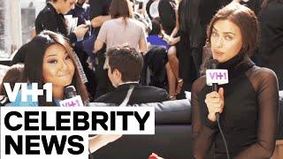 Cristiano Ronaldo's Ex Irina Shayk Reveals What Turns Her On | VH1