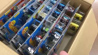 Wal-Mart In Store BS! Factory Sealed Case With Missing Cars!