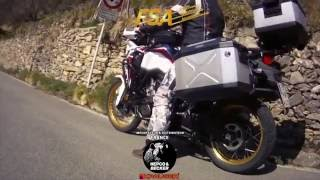 FSA - Honda CRF 1000 Africa Twin 2016 - V2 - Hepco Becker
