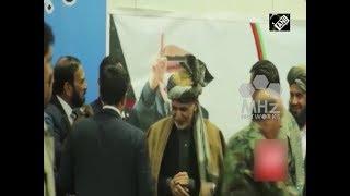 Afghanistan News - Afghan President Ashraf Ghani visits Parwan province, calls on people to vote