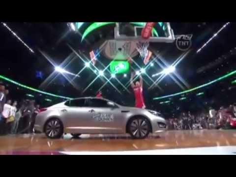Blake Griffin - 2011 NBA Slam