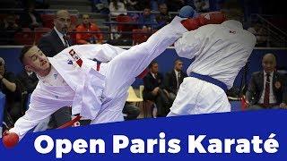Open Paris Karate 2018 - Dans les pas de l