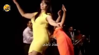 قناة | فن | سعد الصغير يرقص مع الراقصه شمس
