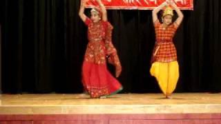 Madhuban me kanhaiya kisi gopi se mile dance performance by Rama Dance Academy