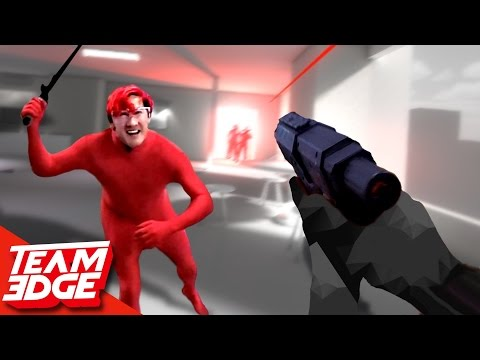 SUPERHOT In Real Life Ft. Markiplier