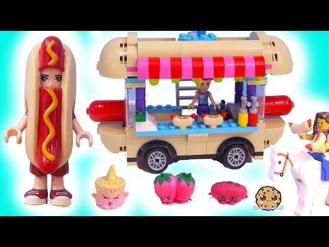 Xxx Mp4 Lego Friends Hot Dog Food Stand Car Cookie Swirl C Toy Play Video 3gp Sex