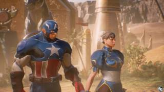 Marvel vs. Capcom: Infinite - E3 2017 Trailer HD