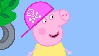 Peppa Pig English Episodes - Singing and Dancing! - Cartoons for Children