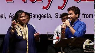 Udhar Tum Hasiin Ho Idhar Dil Jawaan Hai