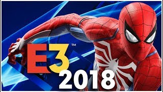 E3 2018 Day 2: Sony Playstation Press Conference