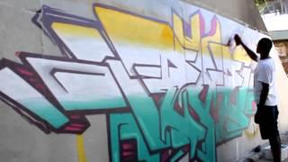 Graff Films apresenta painel em Contagem - MG
