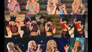 Born To Make You Happy Live From Hawaii Acapella - Britney Spears