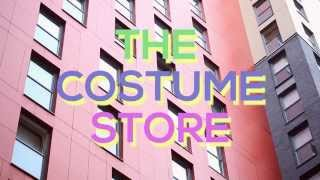 The Costume Store and its fantastic transport links