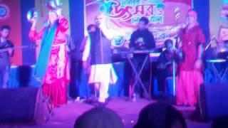 শিমুল শীলের  অসাধারণ একটি ভান্ডারী গান | T D C Hil new stage program 2017 HD Video