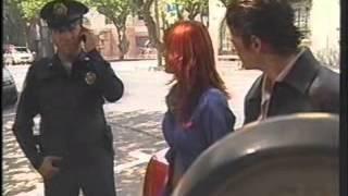 Rebelde Capitulo 173 - Bustamante salva a Roberta y Diego de la policia
