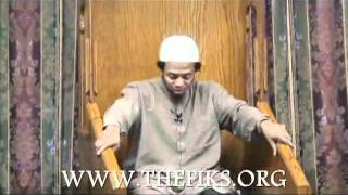 Abu Taubah - Emotional Lecture on ignorance and the blessings of being a Muslim ..flv