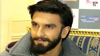 Ranveer Singh Interview Befikre Premiere